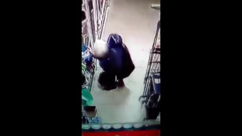 Воришки «обчистили» супермаркет в Йошкар-Оле