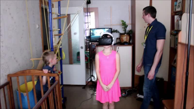 Выездной аттракцион Виртуальной реальности в городе Семенов!
