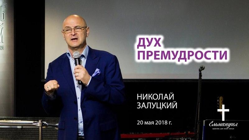 Дух Премудрости | Николай Залуцкий