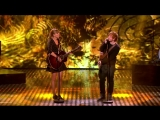 Taylor Swift feat. Ed Sheeran - Everything Has Changed (Live at Britain's Got Talent, 2013)
