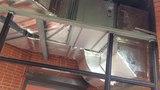 Система вентиляции и кондиционирования в кафе Жаворонок (г. Москва, м. Братиславская)