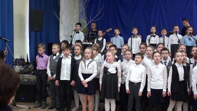 4 е классы Домовой Музыкальный фестиваль Связь поколений 2018
