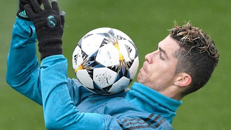 Cristiano Ronaldo In Training 2018 - Ultimate Skills/Goals freestyle