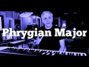 SECRETS of the Harmonic Minor The Phrygian Major Mode