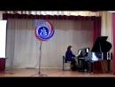 И. Дунаевский. Школьный вальс в исполнении Ольги Жуй и Эмине Асановой