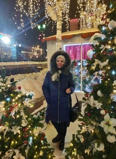Галина Леденёва