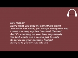 Lost Frequencies - Melody (Lyrics) Feat. James Blunt