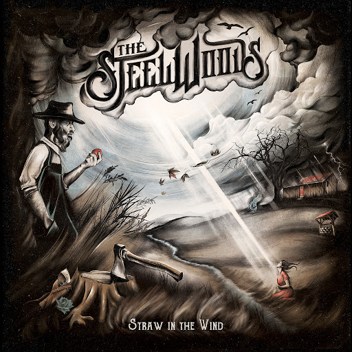 The Steel Woods album Straw in the Wind