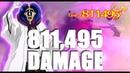 ✴️🔥 811 495 CRIT DAMAGE MAYURI 🔥 ✴️ Bleach Brave Souls