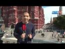 Специальный корреспондент: Россияне готовятся к матчу 1/4 финала ЧМ-2018 с Хорватией
