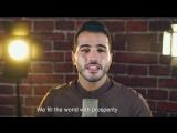 Mohamed Tarek - Deen Assalam with lyrics