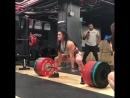 Вот это сила 240 кг