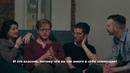 Интервью с актерами из Berlin Comedy Cafe