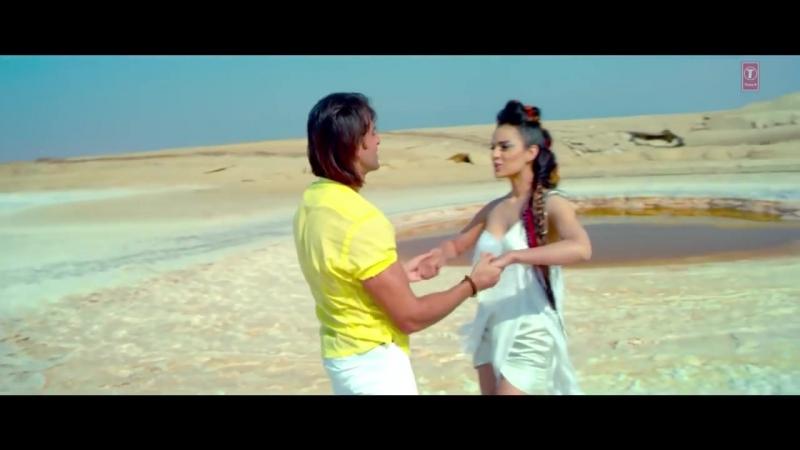 Индийский клип Dil Tu Hi Bataa Krrish_(