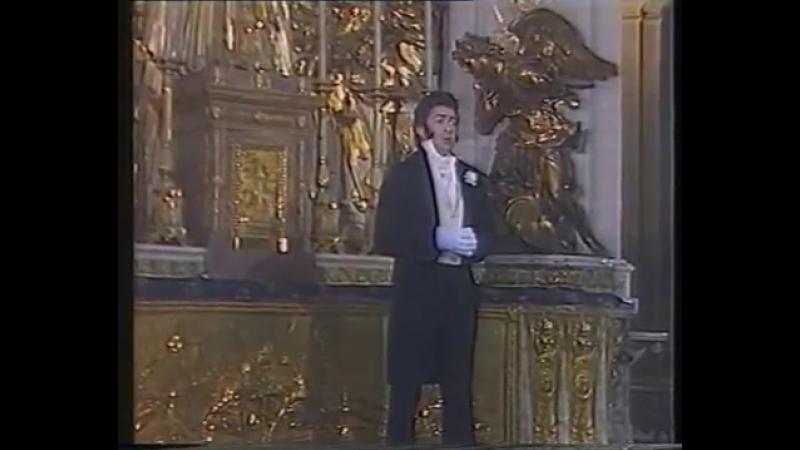 Francisco Araiza - Rossinis Stabat Mater - Cujus animam