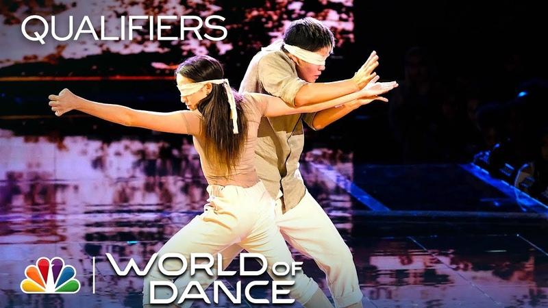 Sean Lew Kaycee Rice Qualifiers World of Dance 2018 Full Performance