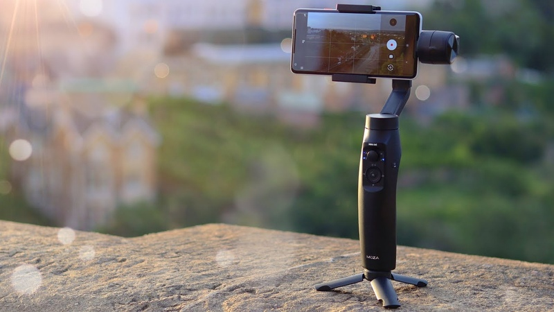 Moza Mini Mi Gimbal Review Plus Footage