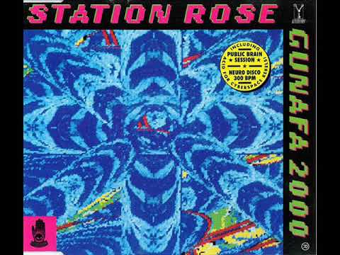 A1. Station Rose - Moto Tataete [Leptone 15] 1992