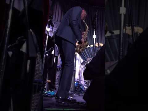 Kenny Garrett solo wFor Miles @ Blue Note - Chick Corea 75th B-Day
