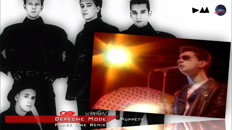 Depeche Mode - Puppets (Phase One Remix)