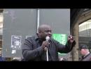 """Wirwerdenmehrundmehr 09.04.2018 - """"Merkel muss weg""""-Demo in Hamburg mit Serge Menga"""