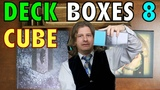 MTG Cube Deck Boxes: Review of Ultra Pro, Grimoire, Ultimate Guard, Cain for Magic: The Gathering