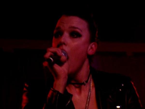 Lzzy Hale of Halestorm - Round Round -Ratt Cover - Mercy Lounge - Nashville, Tn