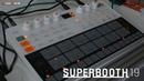 IK Multimedia Uno Drum: аналоговая драм-машина (Superbooth19)