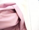 Искусственная кожа на трикотажной основе розовая