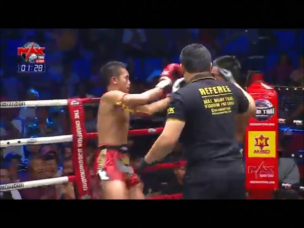 MUAY THAI K O October 2018 Part 1 01 10 15 10