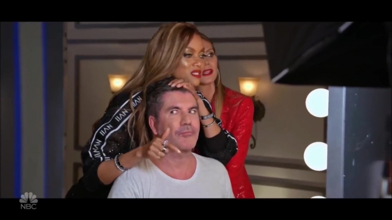 Tyra Banks AWESOME Intro To AGT Final Audition Week _ Americas Got Talent 2018