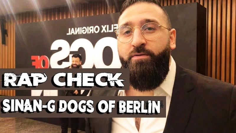 Premiere SINAN G HAFTBEFEHL in Dogs of Berlin Rapper übernehmen NETFLIX