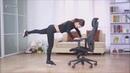 Phương pháp giảm cân với ghế văn phòng - nội thất Đăng Khoa