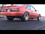 Double wheelie drag race at the dirty south no prep in satx