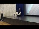 Карен Шахназаров в Сочи на Медиафоруме говорит о кино и многом другом