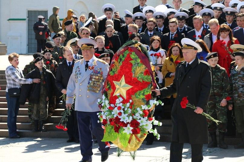 Памятный митинг, посвященный Дню победы, пройдет 8 мая в Нижнем Новгороде