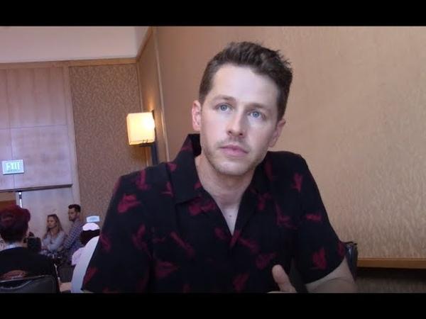 Manifest - Josh Dallas Interview (Comic Con)