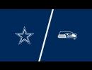 Week 03 23 09 2018 DAL Cowboys @ SEA Seahawks