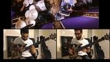 Bass X Drums X DJ jam