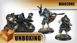 Warzone Unboxing Bauhaus Blitzer