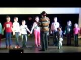 Концерт композитора детских песен Григория Гладкова.
