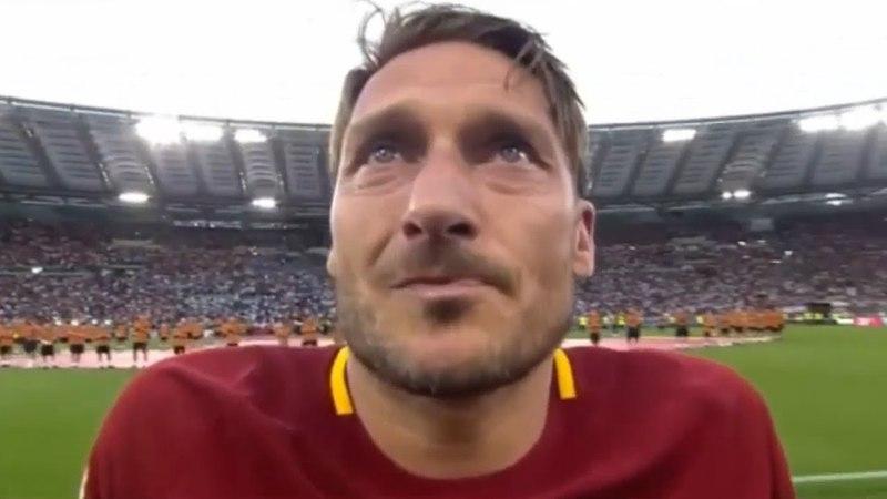Francesco Totti [Rap] | Creo en ti | Despedida - Goodbye Roma | Hasta Siempre Capitán | 2017