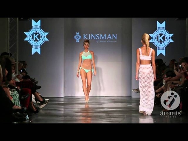 Kinsman Swim at Style Fashion Week LA SS16