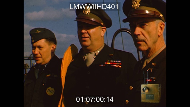 OUTTAKES OF D-DAY TO GERMANY - LMWWIIHD401