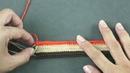 คลิปการถักเป้ Wayuu 10