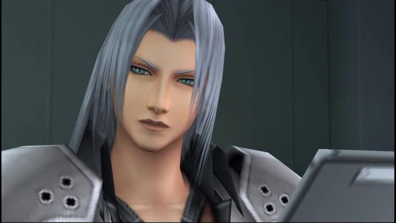 Crisis Core: Final Fantasy VII Часть 3 (Русские субтитры)