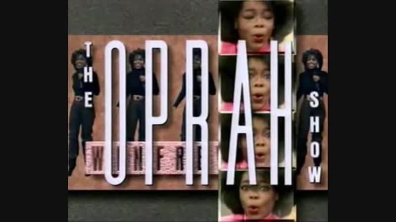 Oprah Winfrey - Opening Credits With Bumper Theme (1989-93) - By Quincy Jones INC. LTD.