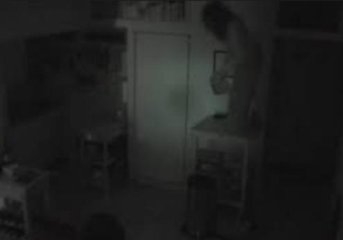 В 2008 году 57-летний японец внезапно узнал, что у него в доме есть тайный жилец. Ранее он замечал, что стала пропадать еда из его холодильника. Мужчина заподозрил, что к нему повадился взломщик, и установил камеры наблюдения, которые передавали изображен
