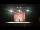 Лобастова Наталья - 1 место! Фестиваль Al-Rakesa г.Москва 23.05.2018