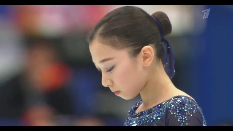 Elizabet TursynbaevaЭлизабет Турсынбаева- SPКП(75,96) World FS Championships 2019